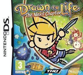Drawn to Life: Next Chapter DS