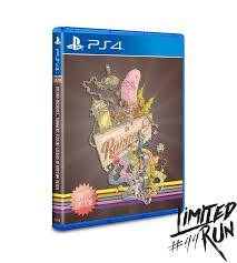 Runner 2 Future Legend of Rhythm Alien (LRG-44) (CIB) PS4 (Käytetty)