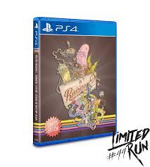 Runner 2 Future Legend of Rhythm Alien (LRG-44) (CIB) PS4 (Käytetty)