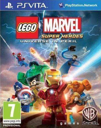 Lego Marvel Super Heroes PSV (Käytetty) (Käytetty)