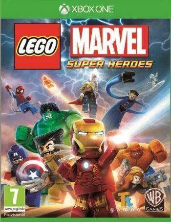 Lego Marvel Super Heroes Xbox One (Käytetty) (Käytetty)