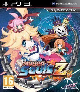 Mugen Souls Z PS3 (Käytetty)