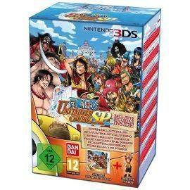 One Piece: Unlimited Cruise SP 3DS (Käytetty)