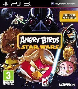 Angry Birds Star Wars PS3 (Käytetty)