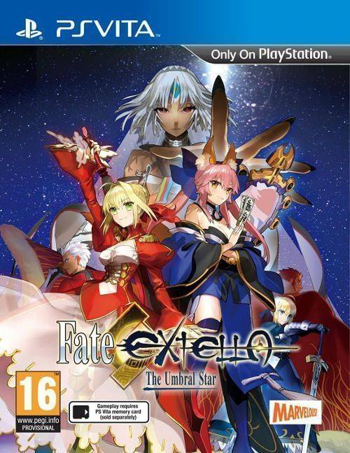 Fate Extella The Umbral Star PS4 (Käytetty)