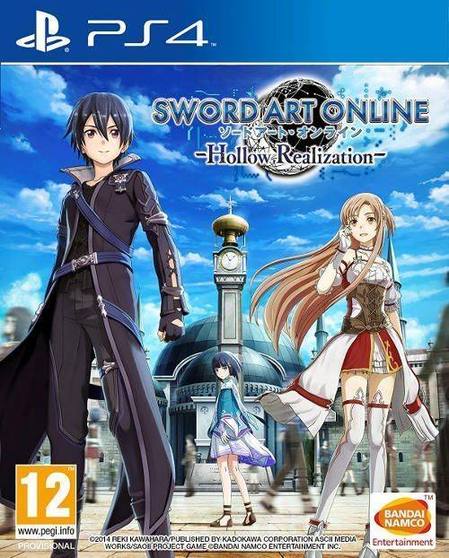 ART Sword Art Online Hollow Realization PS4