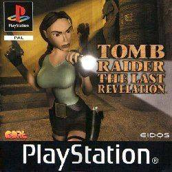 Tomb Raider - The Last Revelation (CIB) PS (Käytetty)