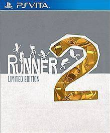 Runner 2 Future Legend of Rhythm Alien - PAX East Variant (LRG-44) (NIB) PS4 (Käytetty)