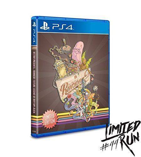 Runner 2 Future Legend of Rhythm Alien (LRG-44) (NIB) PS4 (Käytetty)