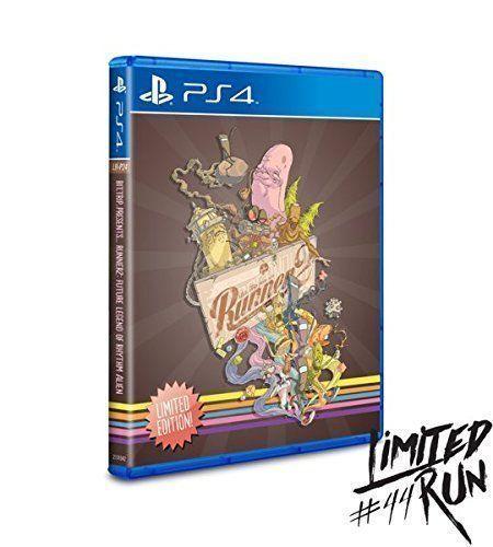 Runner 2 Future Legend of Rhythm Alien (LRG-44) (NIB) PS4 (Käytetty)