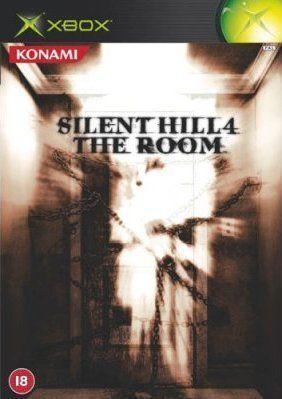 XB Silent Hill 4: The Room (Käytetty)
