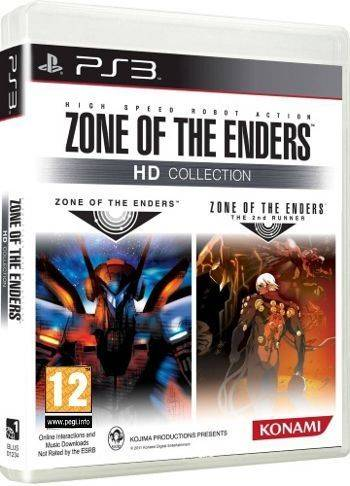 Zone of the Enders HD Collection PS3 (Käytetty)