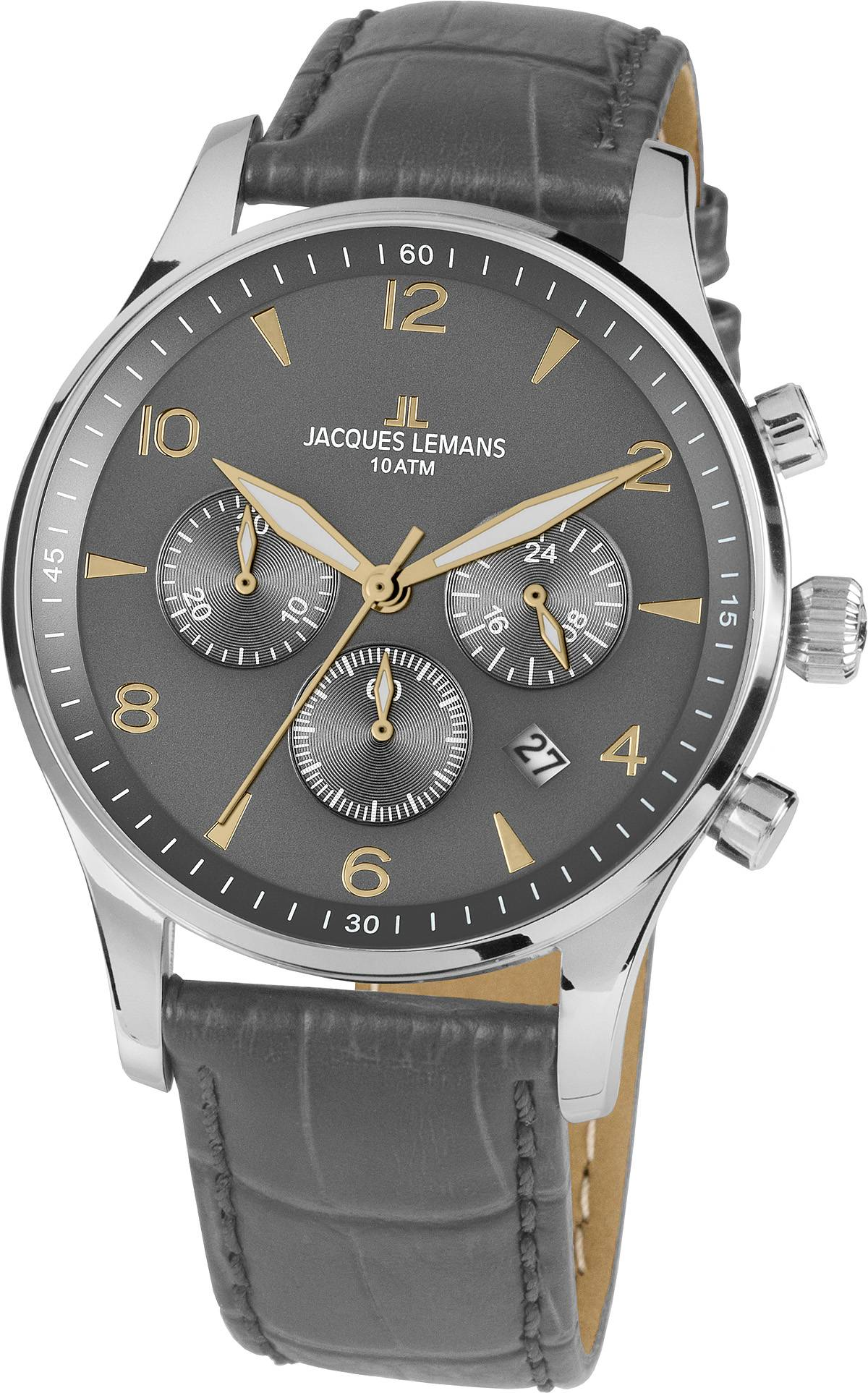 Jacques Lemans London Chronograph 1-1654ZI