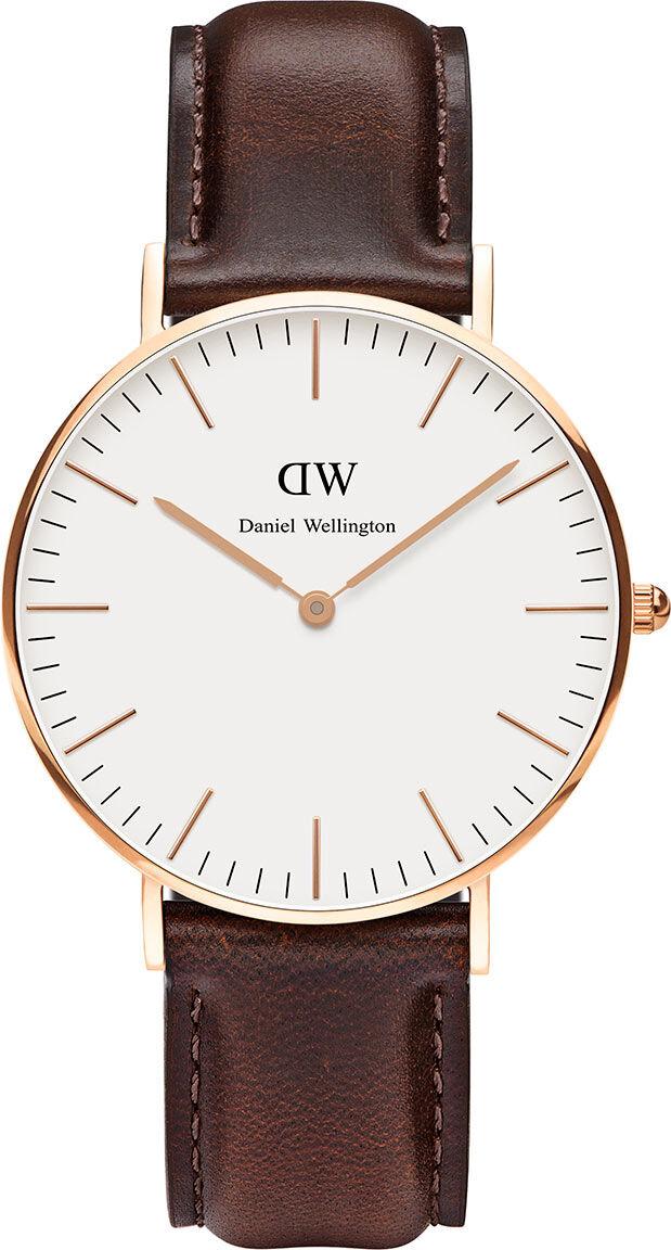 Daniel Wellington Classic Bristol Rose Gold DW00100039