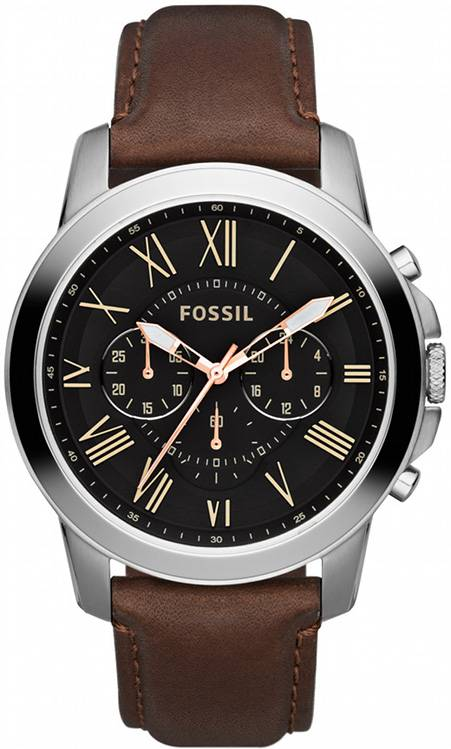 Fossil Chronograph FS4813