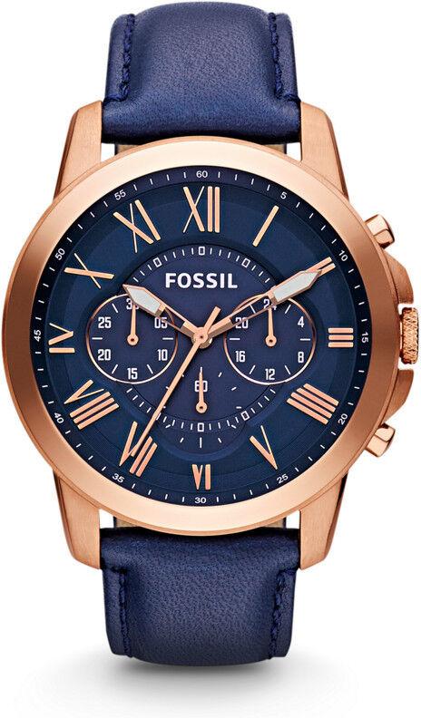 Fossil Chronograph FS4835