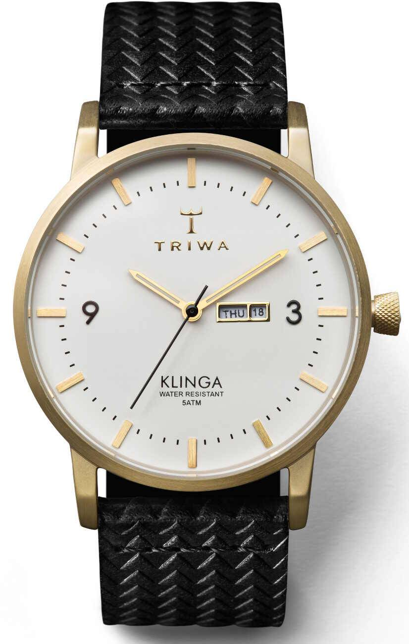Triwa Ivory Klinga Black Giza Classic KLST103