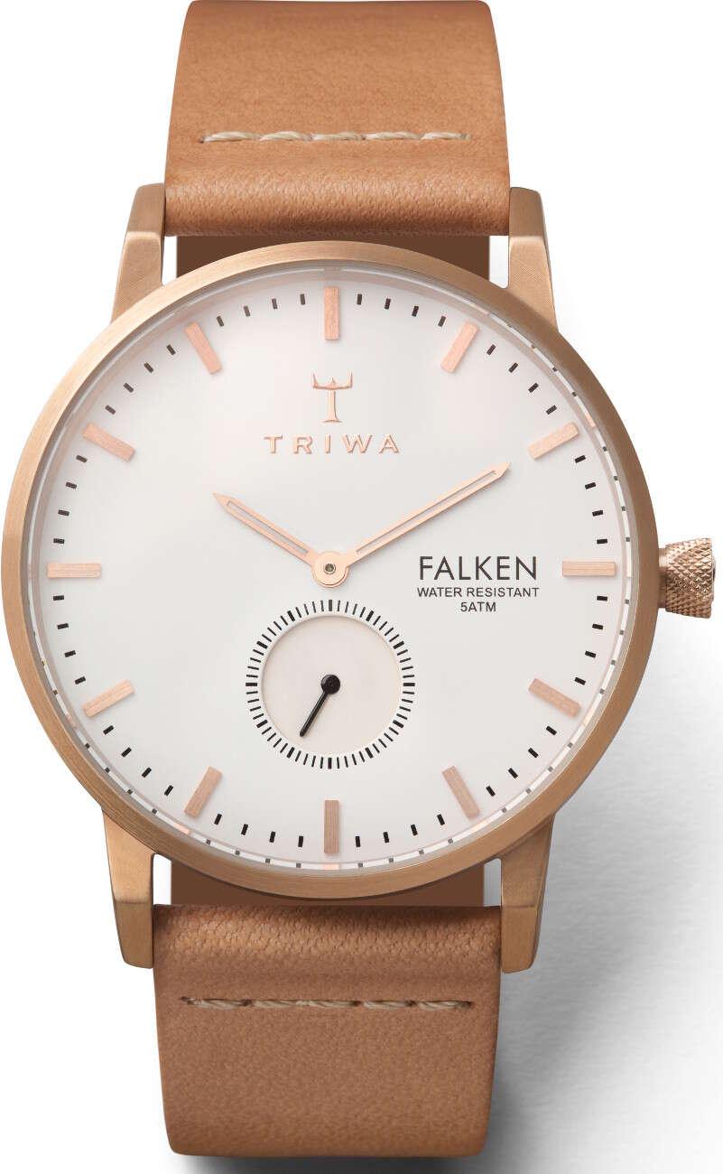 Triwa Rose Falken Tan Classic FAST101