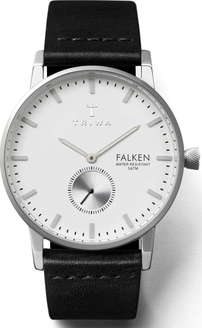 Triwa Ivory Falken Black Classic FAST103