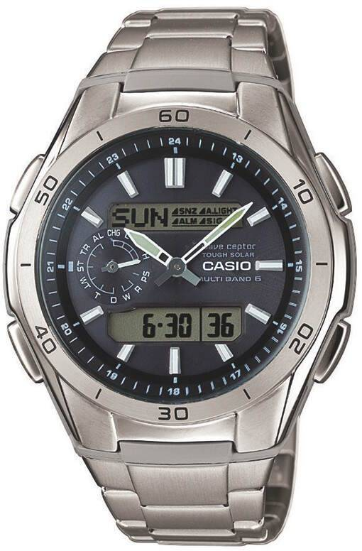 Casio Collection WVA-M650TD-1AER Waveceptor