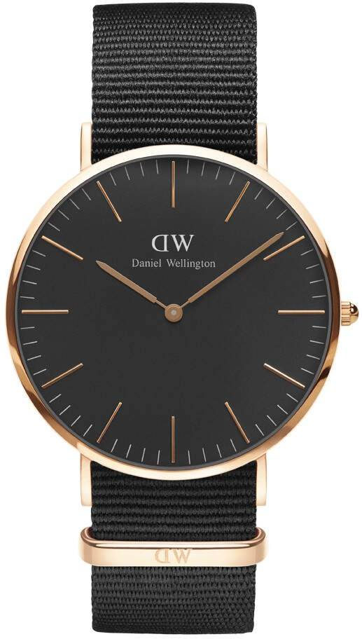 Daniel Wellington Classic Black Cornwall 40mm DW00100148