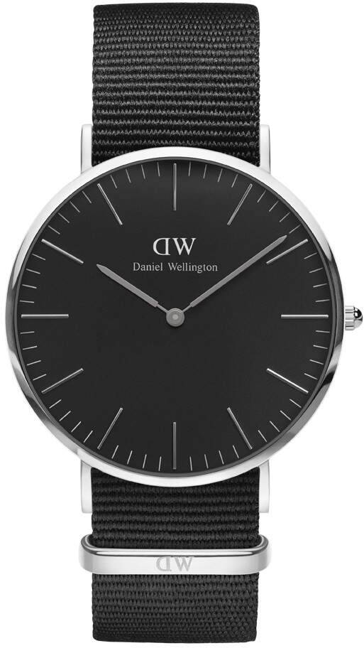 Daniel Wellington Cornwall Classic Black 40mm DW00100149