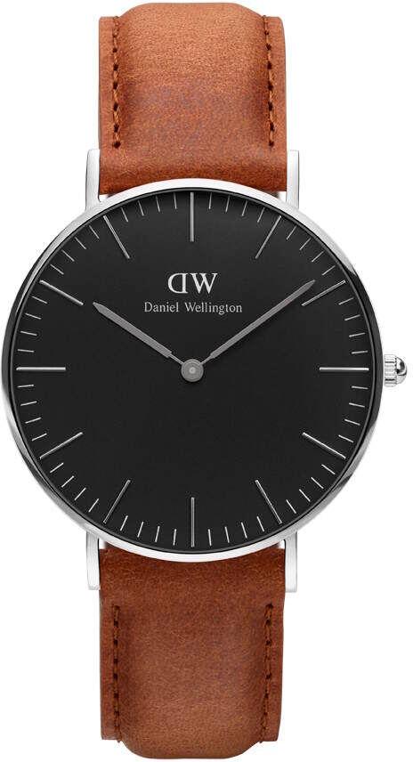 Daniel Wellington Durham Classic Black 36mm DW00100144