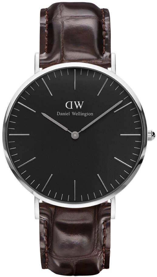 Daniel Wellington York Classic Black 40mm DW00100134