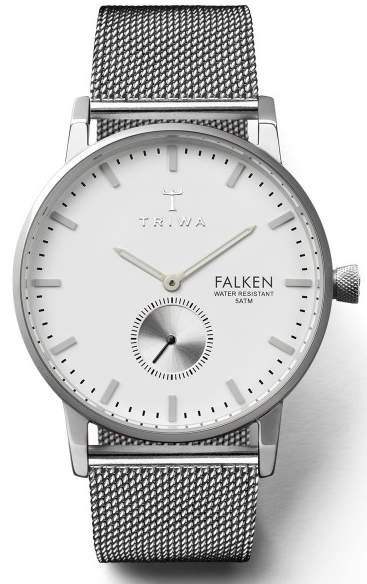 Triwa FAST103 Ivory Falken Steel Mesh