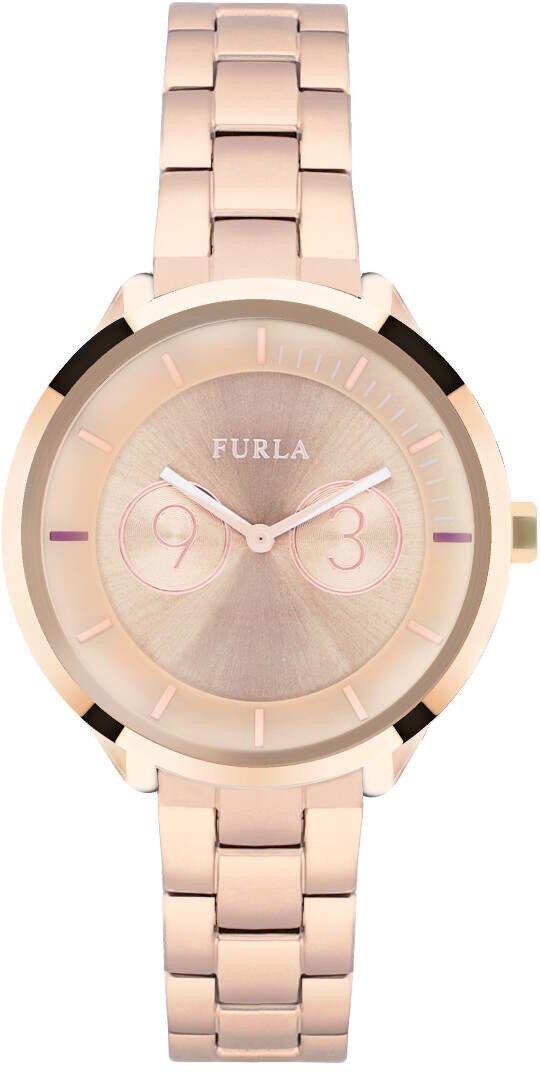 Furla Metropolis 31mm Pink Gold R4253102518