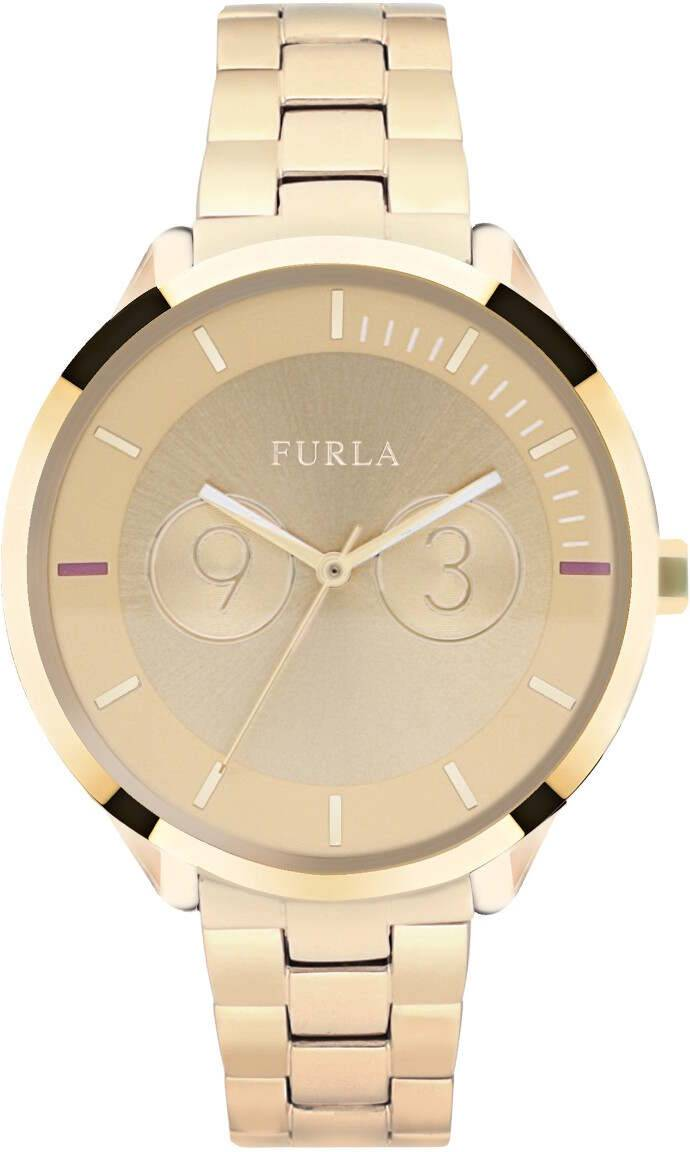 Furla Metropolis 39mm Gold R4253102504