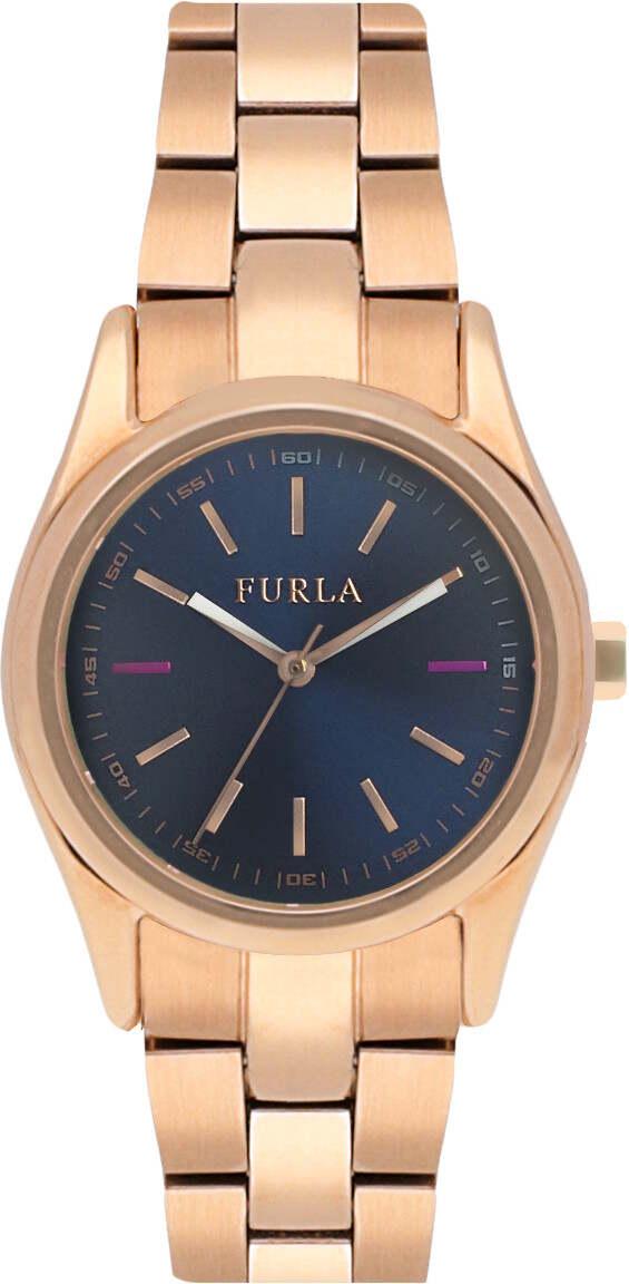 Furla Eva 35mm Pink Gold Blue R4253101501