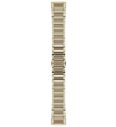 Garmin Fenix 5S QuickFit 20mm teräsranneke 010-12491-17
