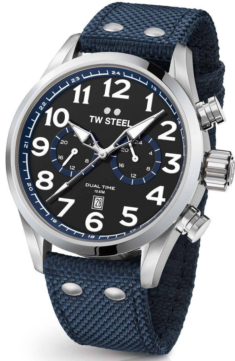TW Steel VS38 Volante GMT