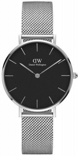 Daniel Wellington Classic Petite Sterling Black 32mm DW00100162