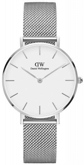 Daniel Wellington Classic Petite Sterling White 32mm DW00100164
