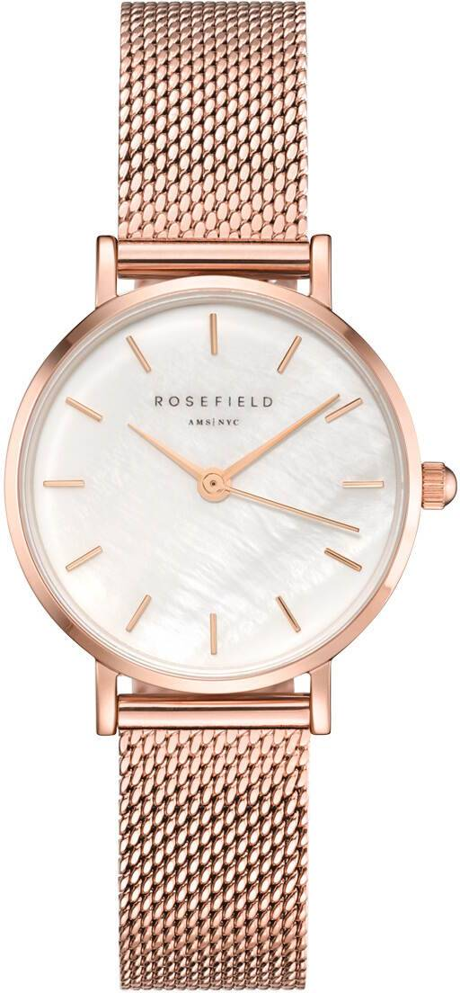 Rosefield 26WR-265 The Small Edit White - Rose Gold