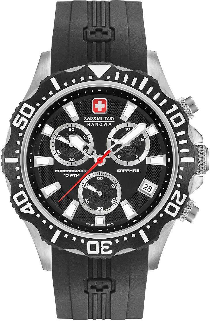 Swiss Military Hanowa 06-4305.04.007 Patrol Chrono