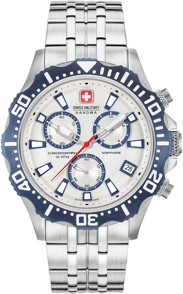 Swiss Military Hanowa 06-5305.04.001.03 Patrol Chrono