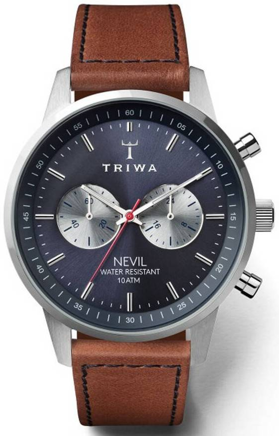 Triwa NEST108-2 Blue Steel Nevil 2.0