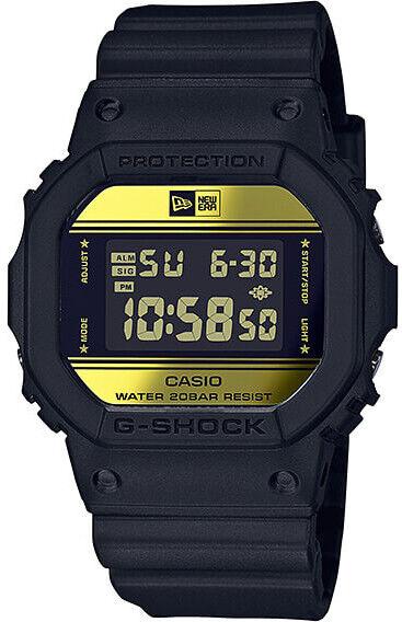 Casio G-Shock x New Era DW-5600NE-1ER