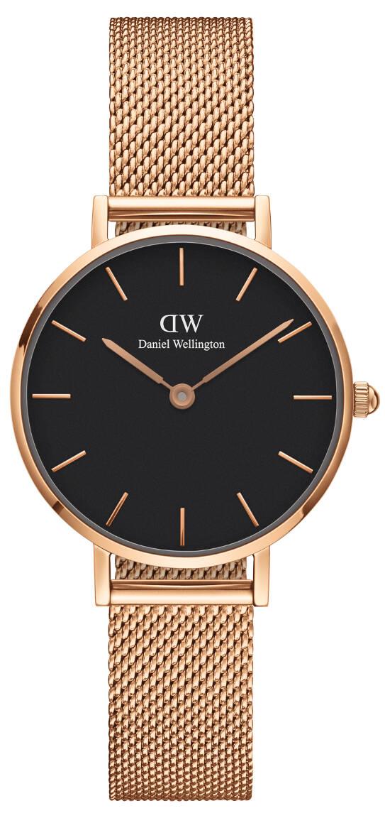 Daniel Wellington Classic Petite Melrose Black 28mm DW00100217
