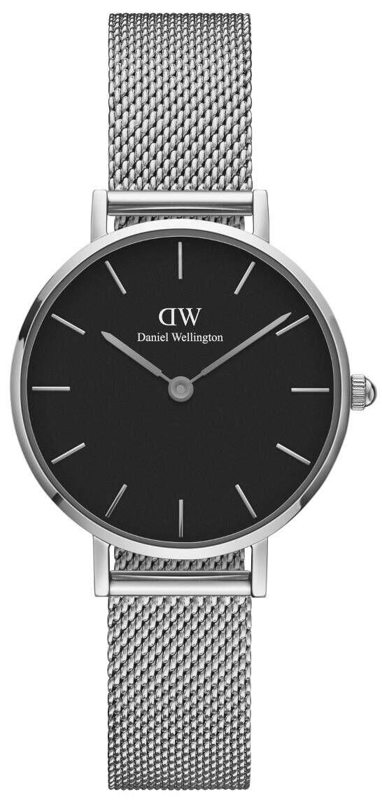 Daniel Wellington Classic Petite Sterling Black 28mm DW00100218