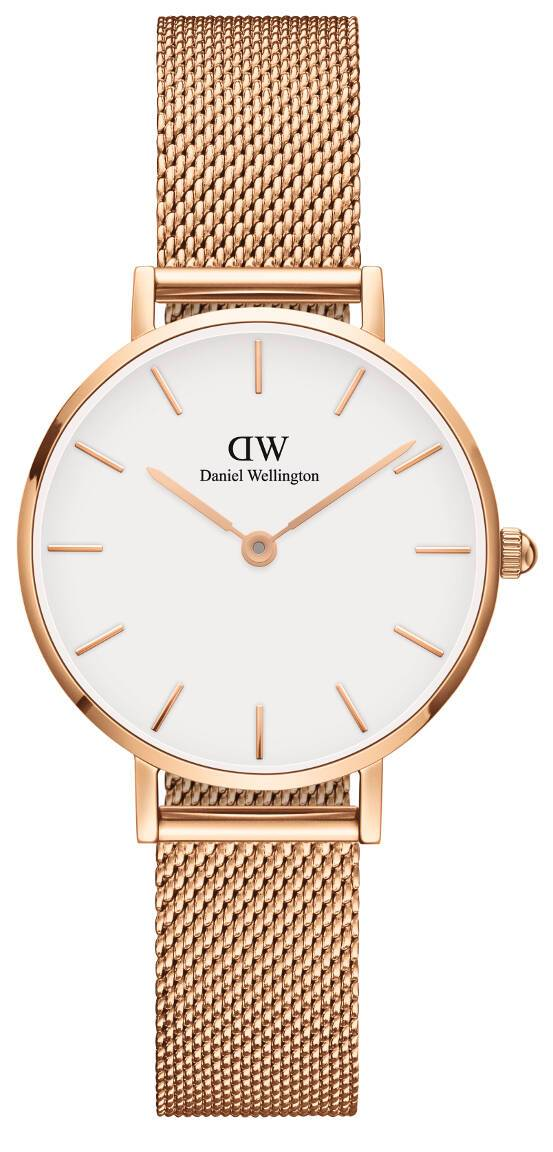 Daniel Wellington Classic Petite Melrose White 28mm DW00100219