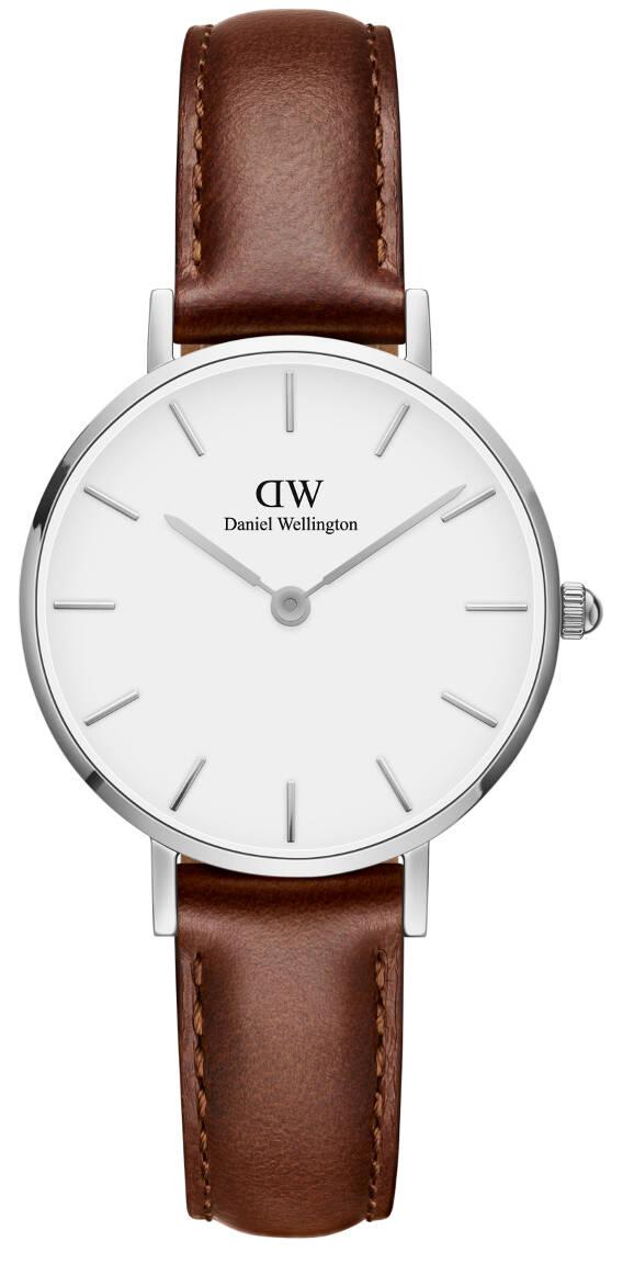 Daniel Wellington Classic Petite St Mawes Silver 28mm DW00100243
