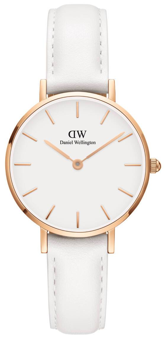 Daniel Wellington Petite Bondi Rose White 28mm DW00100249
