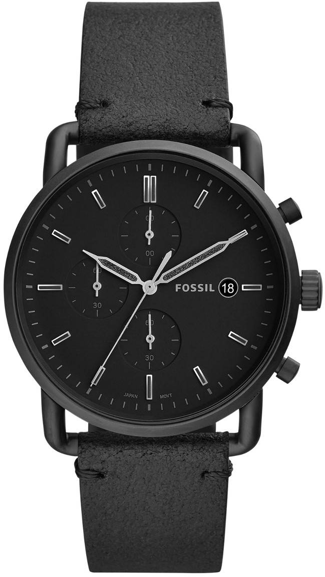 Fossil The Commuter Chronograph FS5504