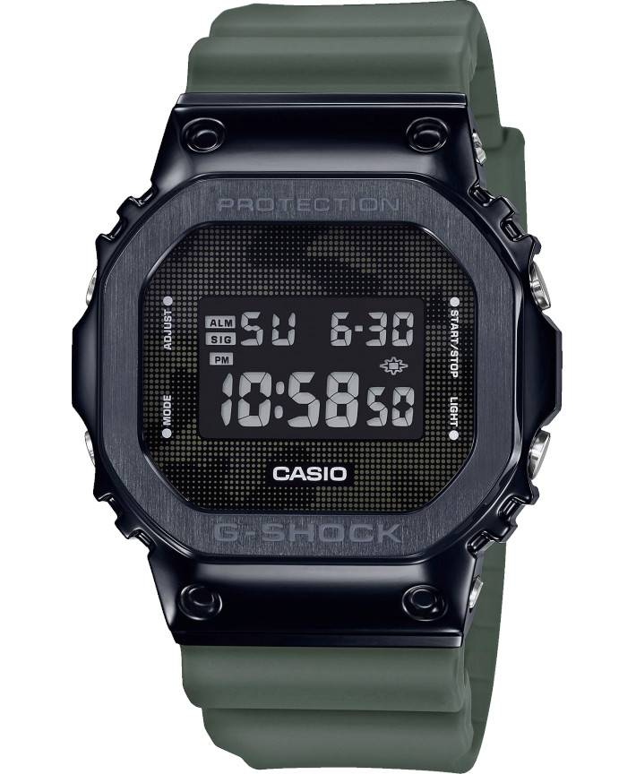 Casio G-SHOCK GM-5600B-3ER New Metal