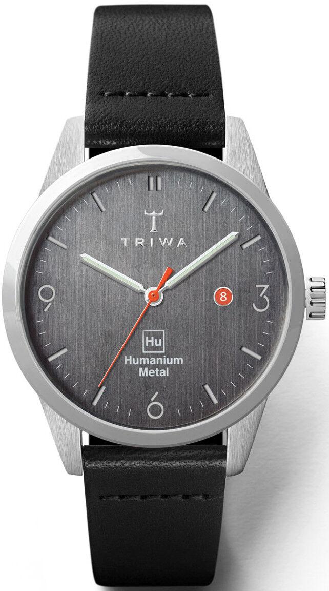 Triwa Humanium Metal Black Classic HU34D-SS010112