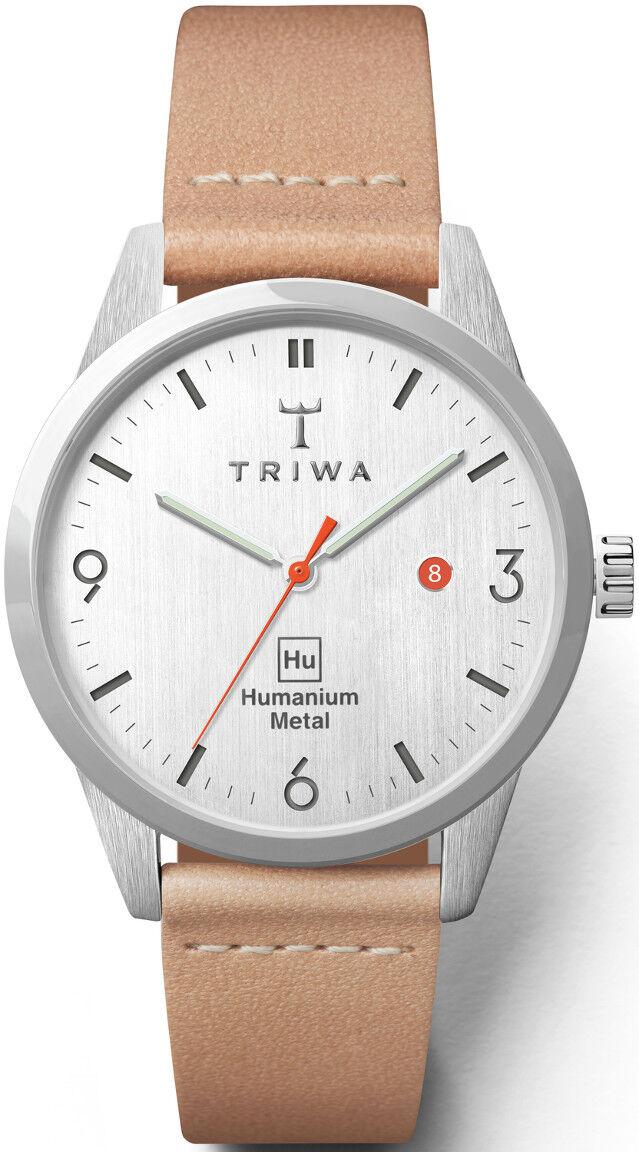 Triwa Humanium Metal Tan Classic HU34L-SS010612